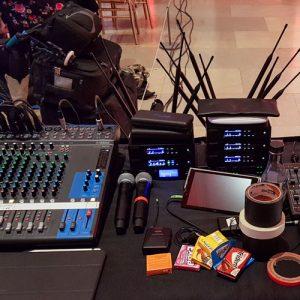 audio microphones