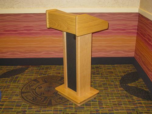 Podium-Oak-Pedestal-angle