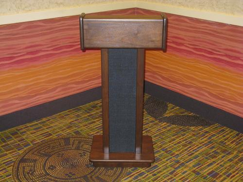 Podium-Walnut-Pedestal-straight